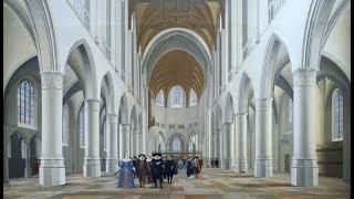 Saenredam, Interior of Saint Bavo, Haarlem
