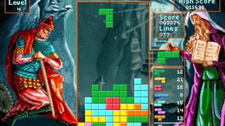 Video DOS Game: Tetris Classic download MP3, 3GP, MP4, WEBM, AVI, FLV Oktober 2018