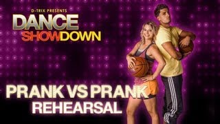 Dance Showdown Presented by D-trix - DANCE WITH SWAG! PrankvsPrank - EP 1