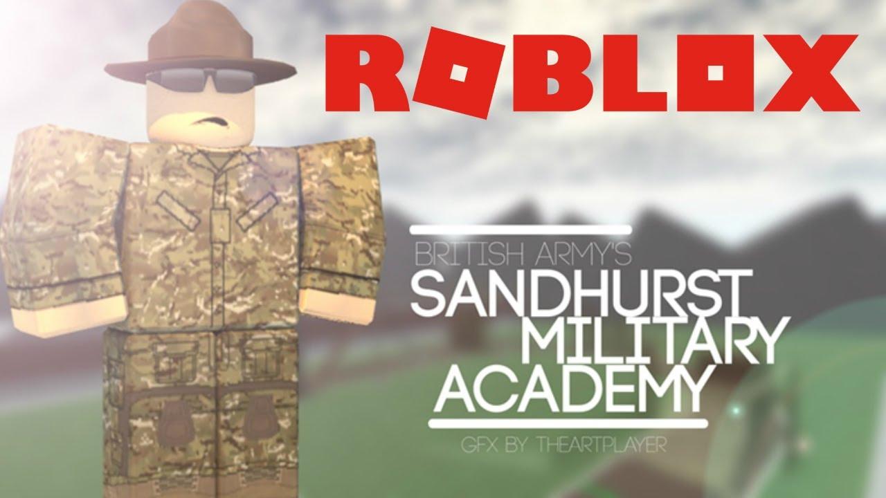 Roblox Sandhurst Military Academy Aac Training By Reggadgaming