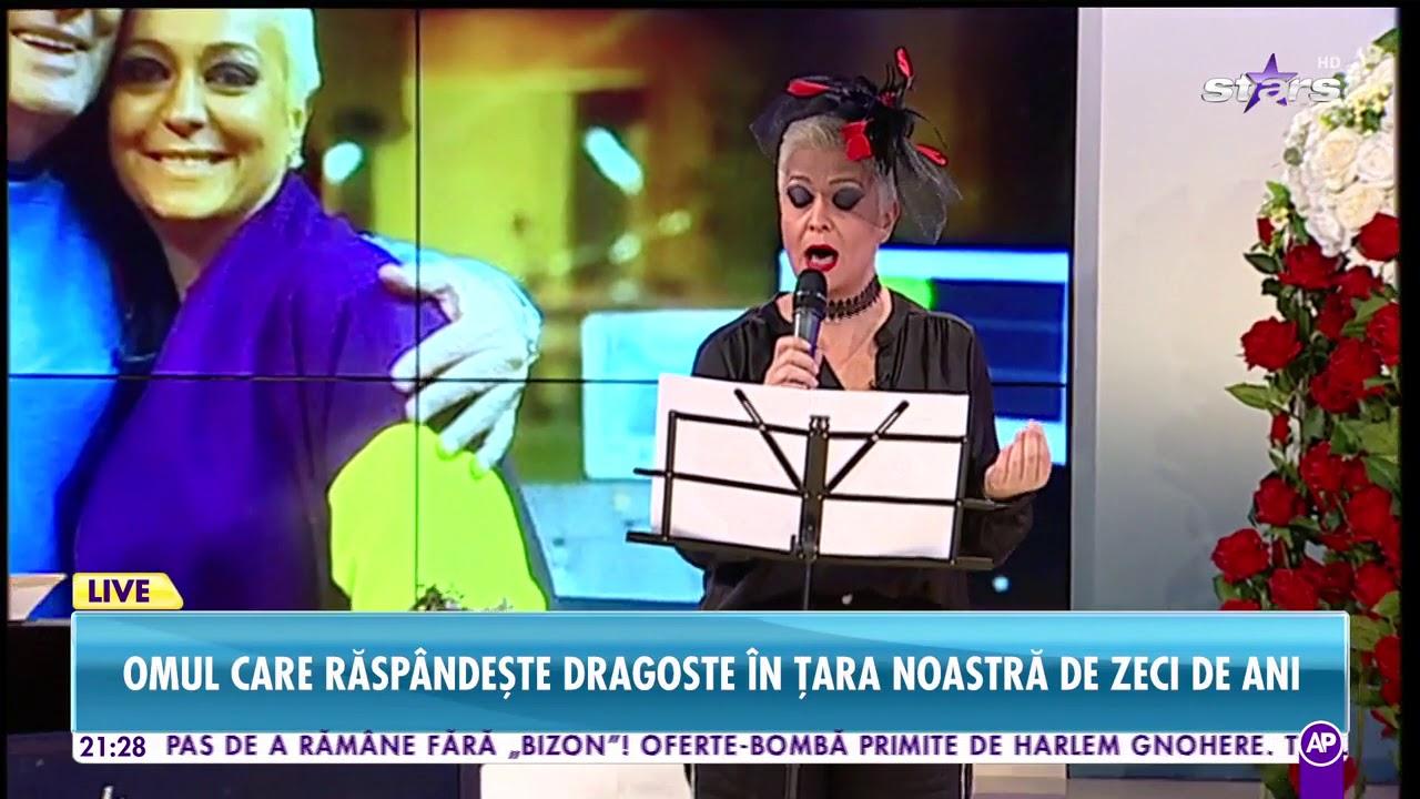 """Monica Anghel interpretează LIVE """"Baladă pentru Eva"""", acompaniată la pian de Horia Moculescu"""