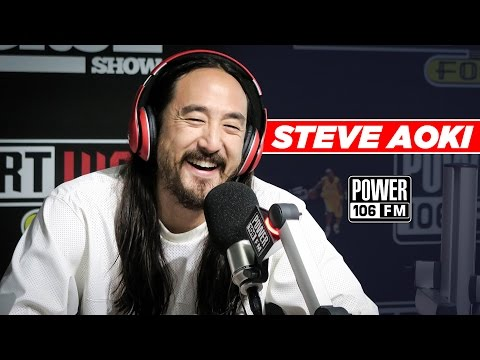 Steve Aoki Talks Netflix Documentary, Freezing Himself After Death, And More!