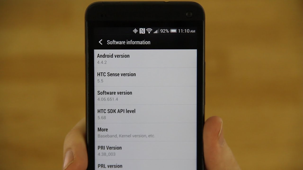 Soft bricked my HTC One M7 and need to mount internal