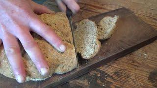 Total einfaches und schnelles Rezept für Irisches Sodabrot (Irish Soda Bread)