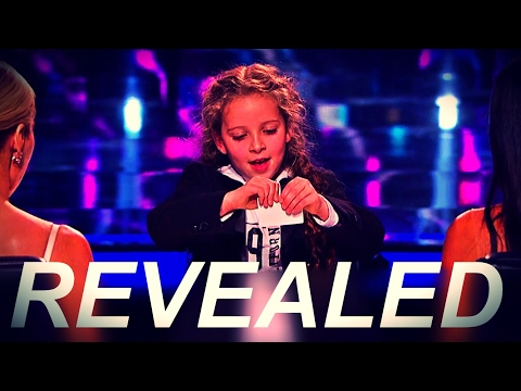 Issy Simpson: BGT Finals Card Trick REVEALED!