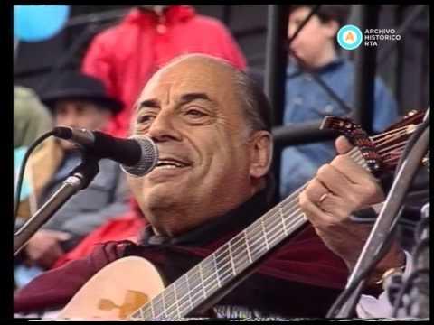 Carlos Menem en la Exposición de la Sociedad Rural Argentina, 1995