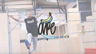 APE ACADEMY // Parkour & Freerunning Gym Vienna