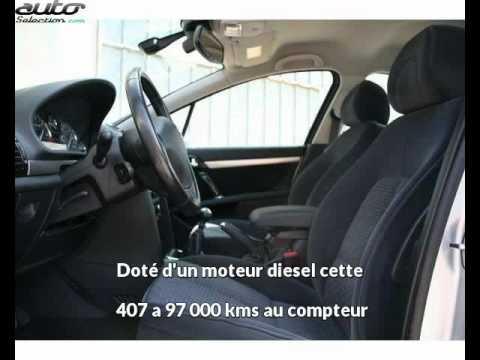 Peugeot 407 occasion visible à L'union présentée par Best of auto