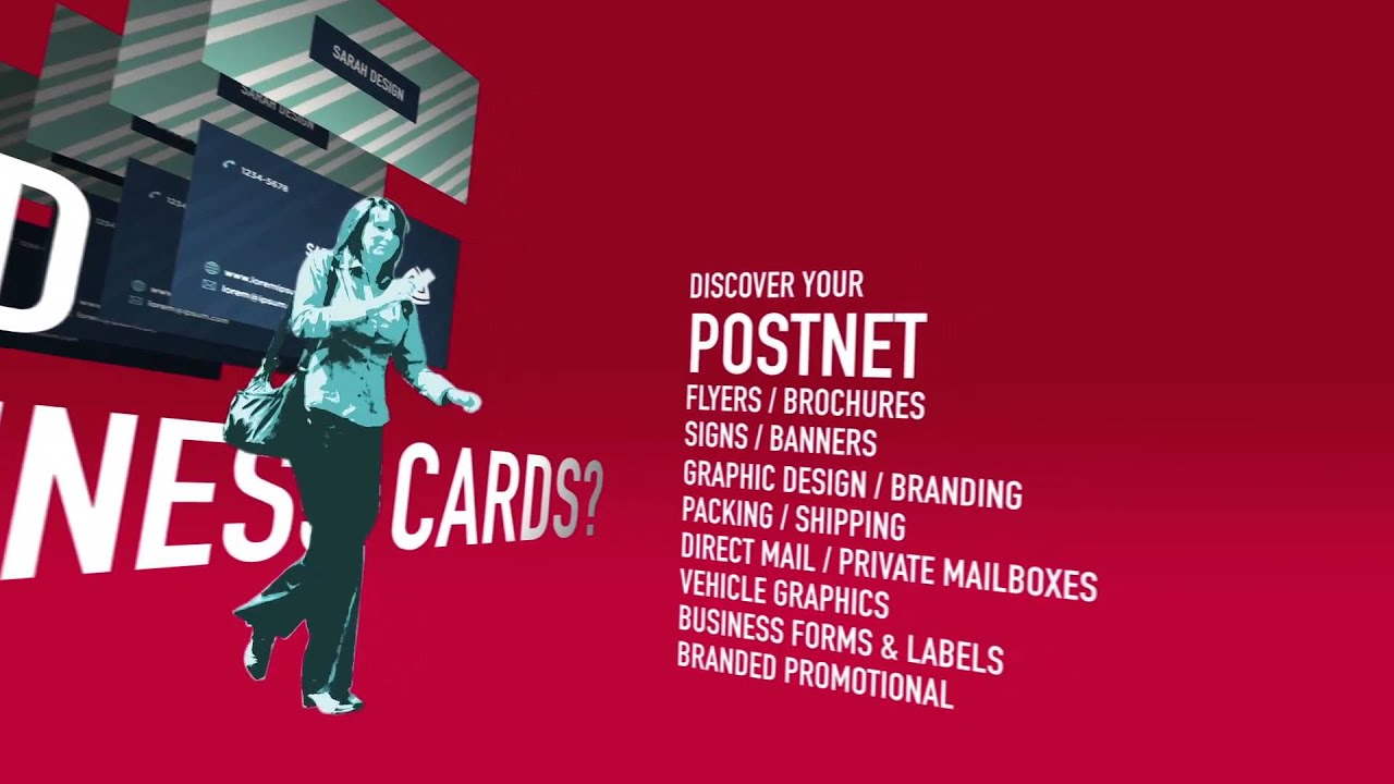 Business cards with postnet north sydney youtube business cards with postnet north sydney colourmoves Choice Image