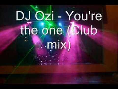 Music video Dj Ozi - You're the one (club mix)