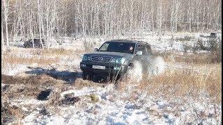 Когда ну очень хочется!!! Lexus LX470, Jeep Grand Cherokee, Terrano, Pajero Sport, Discovery 1