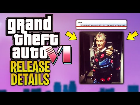 This GTA 6 Actor Just Gave Us MAJOR INFO On GTA 6's Upcoming Release