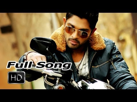 Iddarammayilatho Movie | Ganapathi Bappa Full Song | Allu Arjun