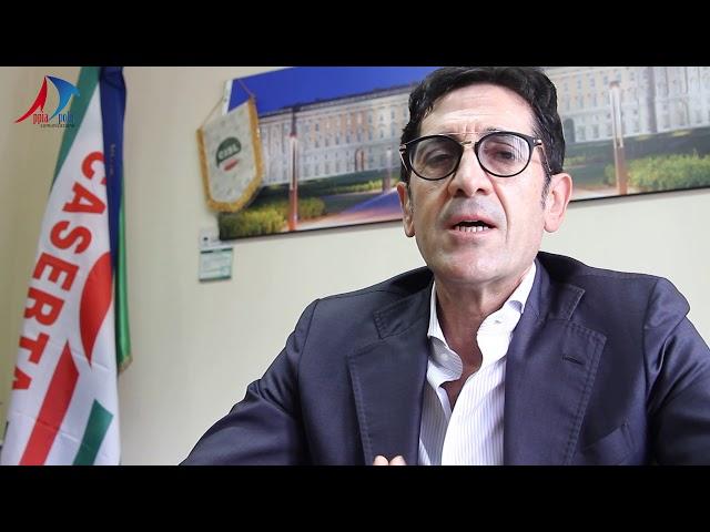 INTERVISTA A GIOVANNI LETIZIA SEGRETARIO CISL CASERTA