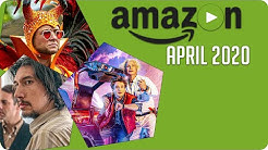 Neu auf Amazon Prime Video im April 2020