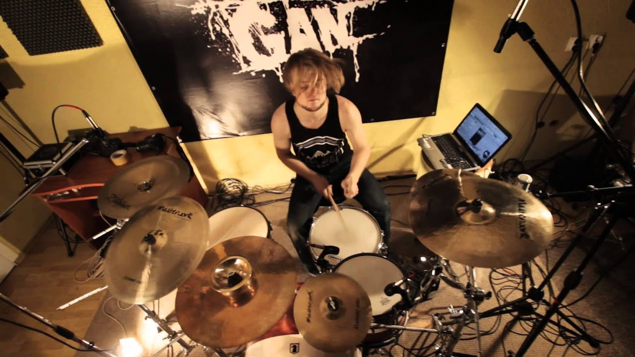 Blessthefall - Exodus (Drum Cover by Xander)