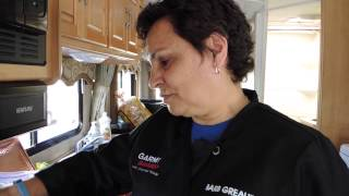 Pre-race Cooking With Chef Barb, 2014 Tour Of California