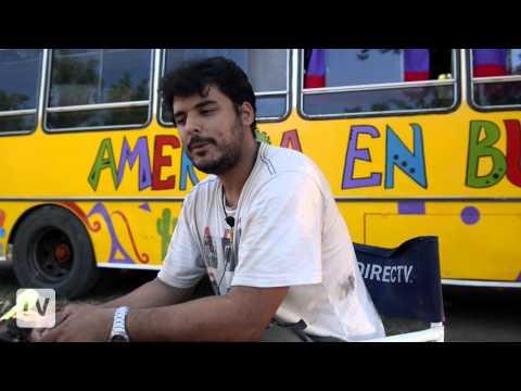 América en Bus, recorrerán el continente  realizando actividades culturales