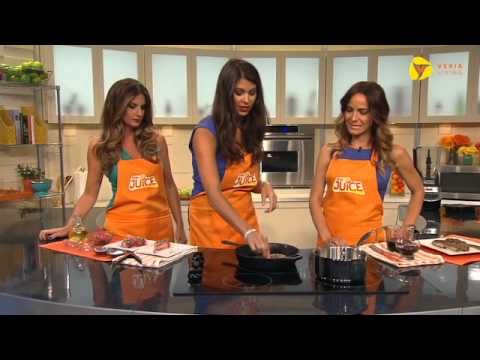 Kristin Sollenne Celebrity Chef & TV Personality Demo Reel