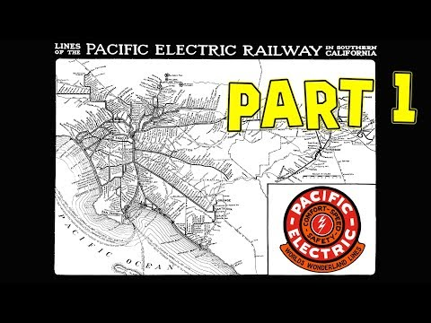 Could We Rebuild the Pacific Electric Railway?