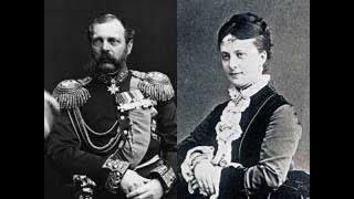 История любви Александра II и Екатерины Долгоруковой.