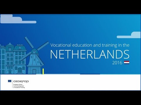 Vocational education and training in the Netherlands