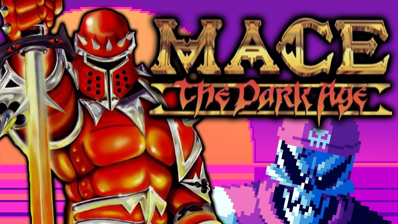 The N64's Soul Calibur! - Mace The Dark Age