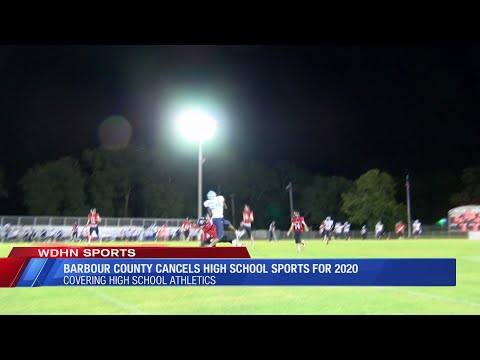 Barbour County High School cancels 2020-2021 athletics