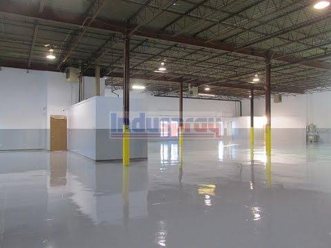 Ottawa Epoxy Floor Painters