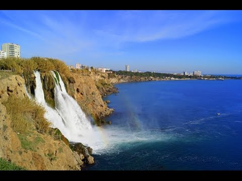 Antalya Turkey Full HD in 4 Minutes