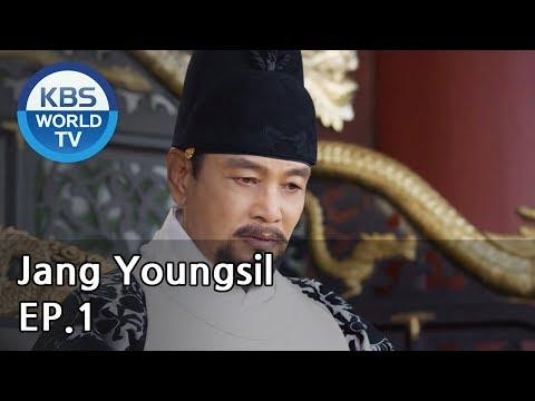Jang Youngsil | 장영실 - Ep.1 (2016.01.18)