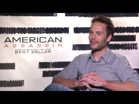 Taylor Kitsch keeps military friends close after past roles