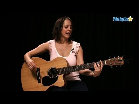 How to Play Teenage Dream by Katy Perry on Guitar - YouTube