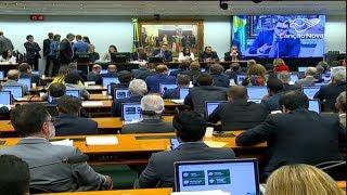 Continuam os debates na CCJ da Câmara dos Deputados