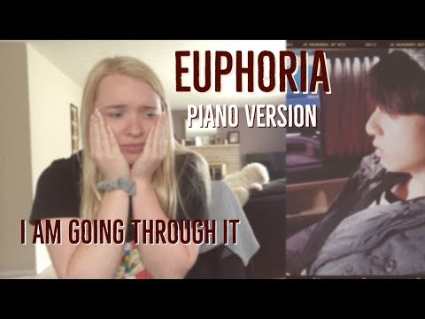 Euphoria (DJ Swivel Forever Mix) - JK memories by BTS REACTION [2019 FESTA]