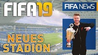 WEITERES NEUES FIFA 19 STADION STEHT FEST ►PROOWNEZ RASIERT ALLES WEG   FIFANEWS
