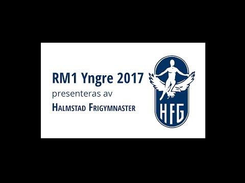 RM1 yngre 2017 - pool 4