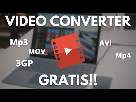 El Mejor CONVERTIDOR de VIDEOS y Capturador GRATIS! | MiniTool Video Converter 🎥 🔀