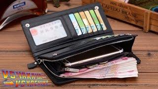 Мужской кошелек (купюрник) из Китая AliExpress