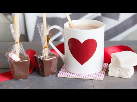 Ticket Kitchen - Hot Chocolate Pops