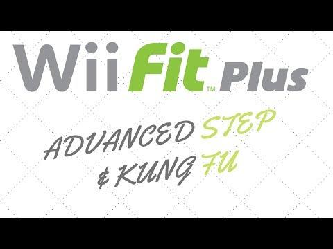 YFM - Wii Fit Plus (Step, Kung fu-rítmico)