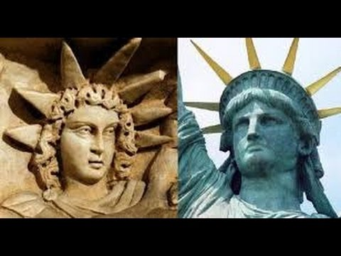 True Origin of The Statue of Liberty: (hint: she