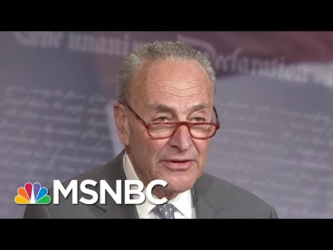Chuck Schumer: John Bolton Testimony Goes To 'Heart Of The Charges Against The President'   MSNBC