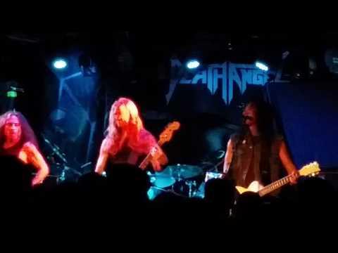 3rd Floor - Death Angel - Live , Club L.A. 9/29/16 Destin, FL