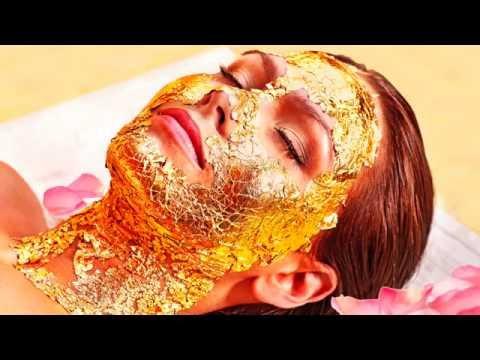 Pharo 24 Carat Rose Gold Facial