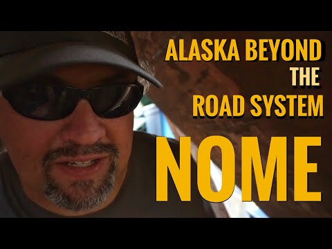 Destination Nome, Alaska ~ Inside a Working Gold Dredge!