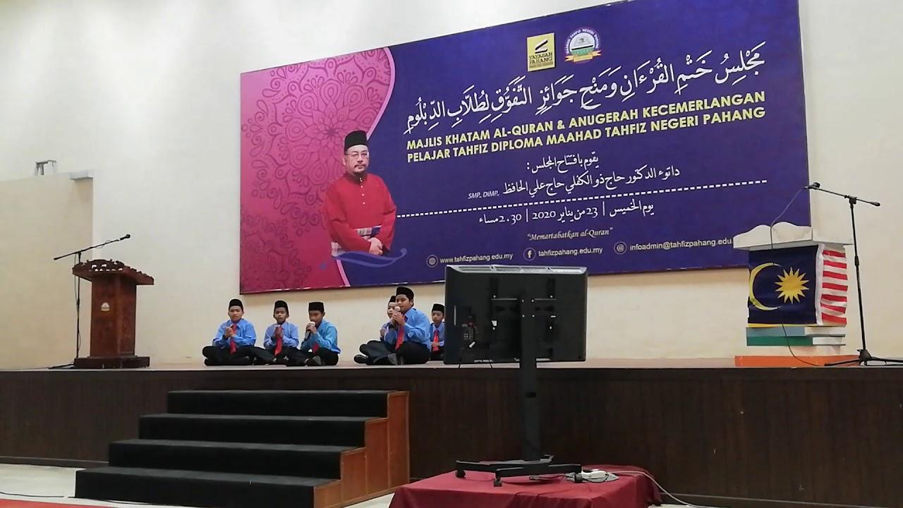 Maahad Tahfiz Turath Negeri Pahang Home Facebook