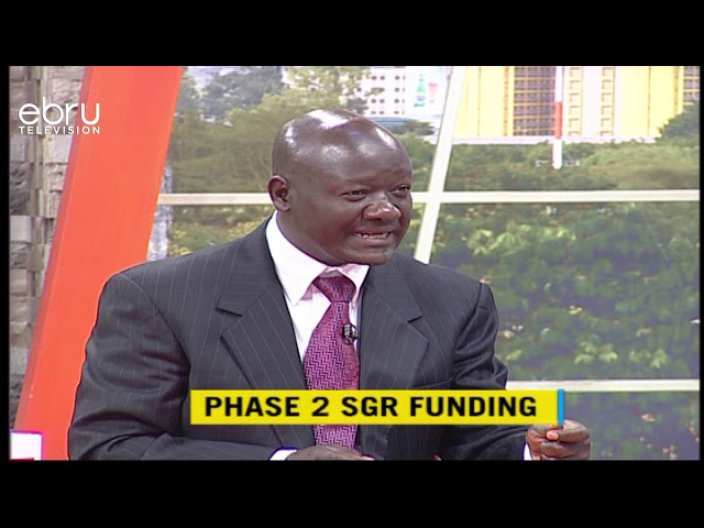 Phase 2 SGR Funding: Its Effect To Kenya's Economy