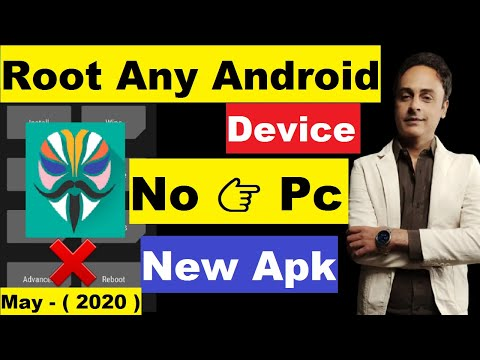 Root All Android Phone Without PC | No Magisk Manager | No Kingroot | No TWRP 2020!
