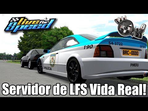 Servidor De Vida Real No Live For Speed
